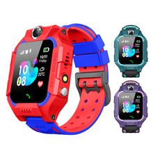 Kids Smart Watch SOS Antil-lost Smartwatch Baby 2G SIM Card Clock Call Location