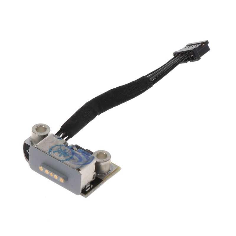 """1PC DC-IN e/s prise d'alimentation câble pour Macbook Pro 13 """"15"""" A1278 A1286 A1297 820-2565-A 2009-2012 prise d'alimentation cc"""