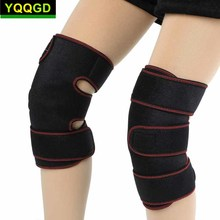 Купить с кэшбэком 1Pair Tcare Knee Brace TherSupport for Pain Relief Arthritis ACL Injury Recovery Meniscus Tear Compression Sleeves