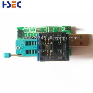 Image 5 - CH341A 24 25 EEPROM Flash IC BIOS USB Programmer sop8 sop16 soic8 test clip 1.8V adapter socket EZP2010 EZP2011 EZP2013 EZP2019