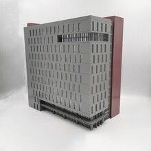 1/150 N Skala Sand Tisch Dekorative Gebäude Büro Gebäude Modell Pädagogisches Spielzeug Geburtstag Weihnachten Geschenk Für Kind Kind Erwachsene