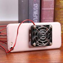 Универсальный портативный мобильный телефон кулер USB Охлаждающий вентилятор для мобильных игр поддержка дропшиппинг