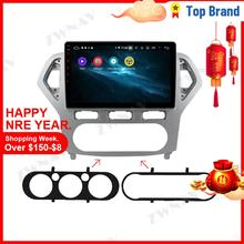 PX6 4+64G Android 10.0 Car Multimedia Player For Ford Mondeo MK4 2007-2010 GPS Navi Radio navi stereo IPS Touch screen head unit