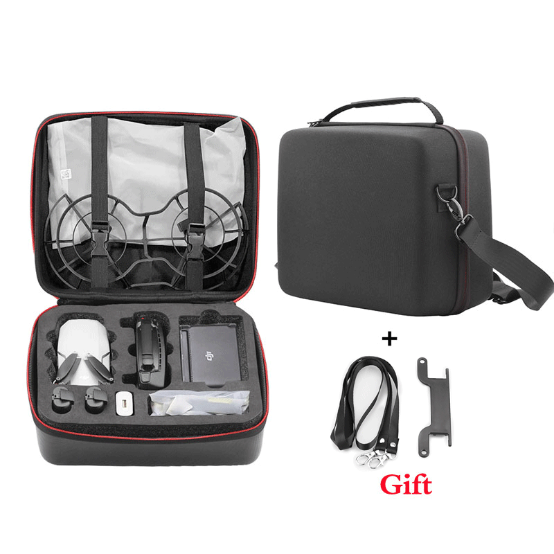 Nylon PU Storage Bag For DJi Mavic Mini Hardshell Box Shoulder Bags for Mavic Mini Portable Package Carrying Case Accessories