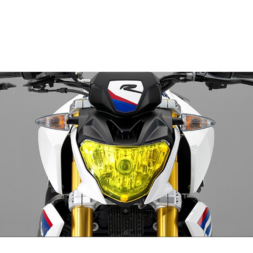 Best selling motorcycle accessories headlight protection cover filter protection board for BMW <font><b>G</b></font> 310GS G310R <font><b>G</b></font> <font><b>310R</b></font> 2017-2018 image