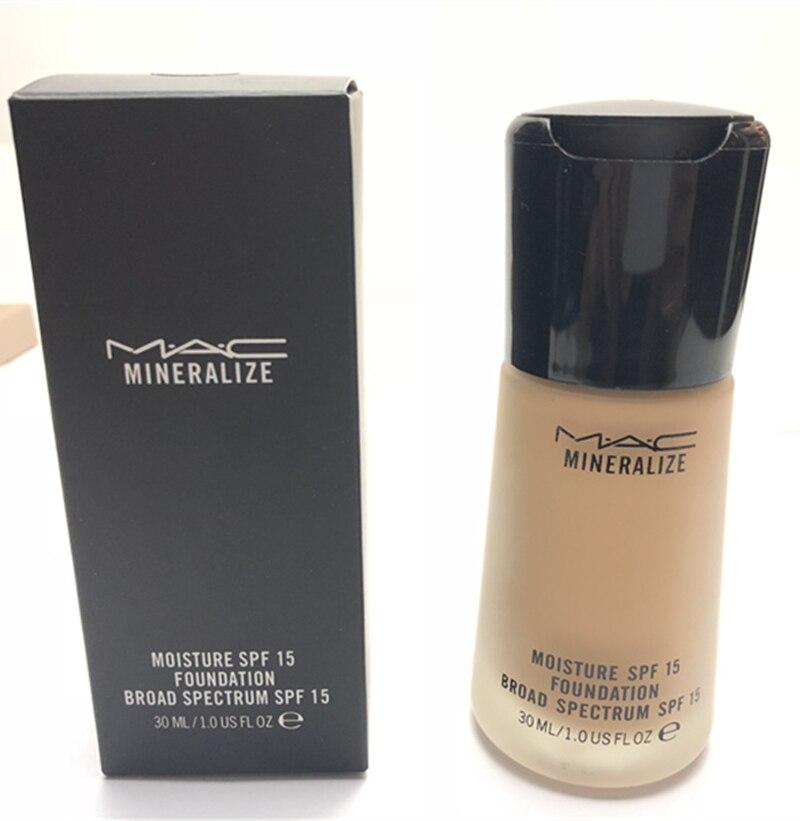 Macing макияж отбеливание естественного оттенка тональный крем для лица Prime Красота увлажняющее средство для макияжа Жидкость полное покрыти...