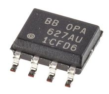 SMD TI BB OPA627AU single op amp SOP8 fever audio operational amplifier IC disassembly fidelity OPA627