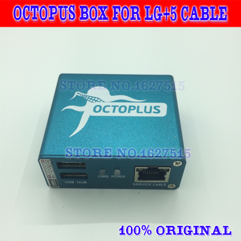 Gsmjustoncct The Original Octopus Box For LG Activated+5 Cables