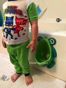 Baby Toilet Potty Urinal Frog Training-Device Animal-Mode Childking Boy New
