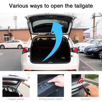Electric tailgate refitted for LEXUS NX 2015-2019 sport tail box intelligent controe electric tail door Power operated tailgate