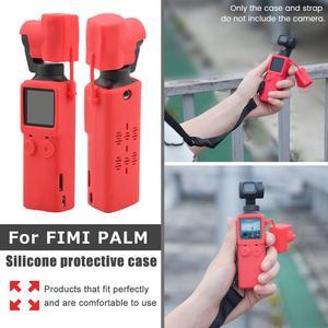 Image 3 - Защитный чехол для FIMI Handheld Gimbal Camera, противоударный чехол, защитный чехол для карманной камеры, задняя крышка