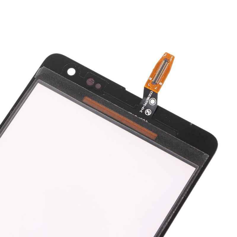 لمس الشاشة ل نوكيا Lumia 535 N535 CT2S CT2C محول رقمي يعمل باللمس الزجاج DXAC