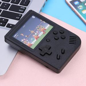 Image 5 - 3 inch Portable Handheld Game Players Handheld Retro for FC Game Console Built in 400 Games 8 Bit  for Child Nostalgic