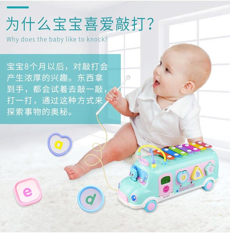 24 meses bebê crianças ônibus escolar carro
