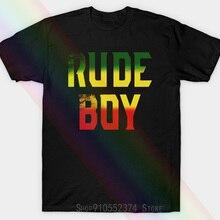 T-Shirt Rasta Jamaica Clothing Women Boy Roots Reggae Rude Gifts Cool Unisex