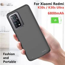 Battery-Charger-Cases Charging-Cover Xiaomi Redmi Portable 6800mah for K30s Ultra-5g