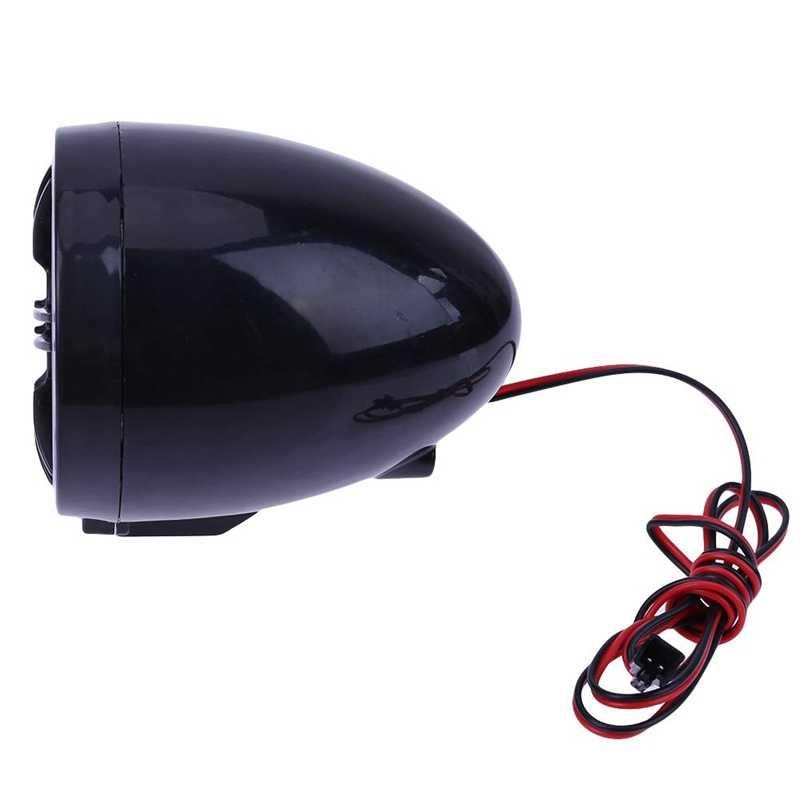 Водонепроницаемый Мотоцикл Противоугонная Bluetooth громкая связь система Радио Стерео Динамик Усилитель Поддержка Sd карта памяти USB карта