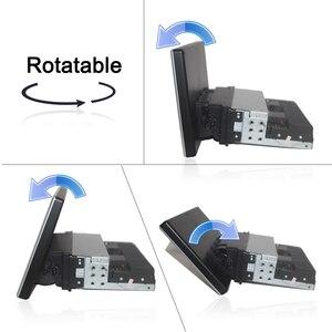 Image 4 - Zhuiheng Rotatable 4G אינטרנט 2G 32G 1 דין רכב רדיו לרכב אוניברסלי נגן dvd GPS ניווט רכב אודיו bluetooth autoradio