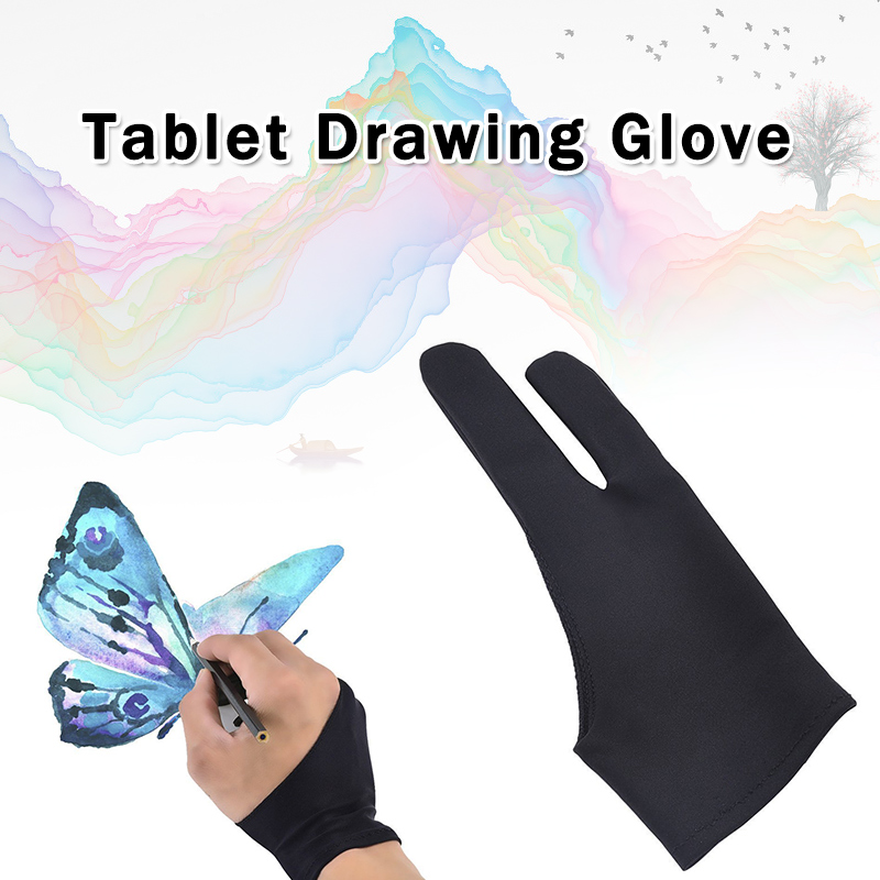 New Tablet Drawing Glove Artist Glove for iPad Pro Pencil / Graphic Tablet/ Pen Display DOM668