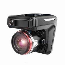 цена на Radar Detector And Car Dash Cam Two In One Combo 1008P Car DVR Detector Camera Video Recorder Dash Cam Radar Laser Speed