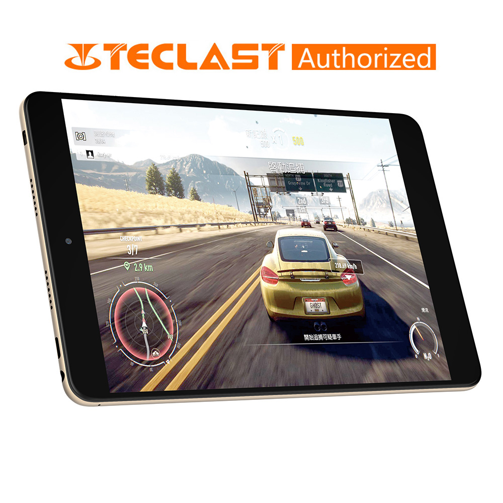 Teclast M89 7.9 Inch Tablet PC MTK8176 Hexa-core IPS Retina 2048 X 1536 Android 7.0 Tablet 8.0MP 3GB RAM 32GB ROM