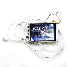 ESP32 Tm Muziek Albums 2.4 Inch Tft PCM5102A Sd Wifi Module Bluetooth Board SP99