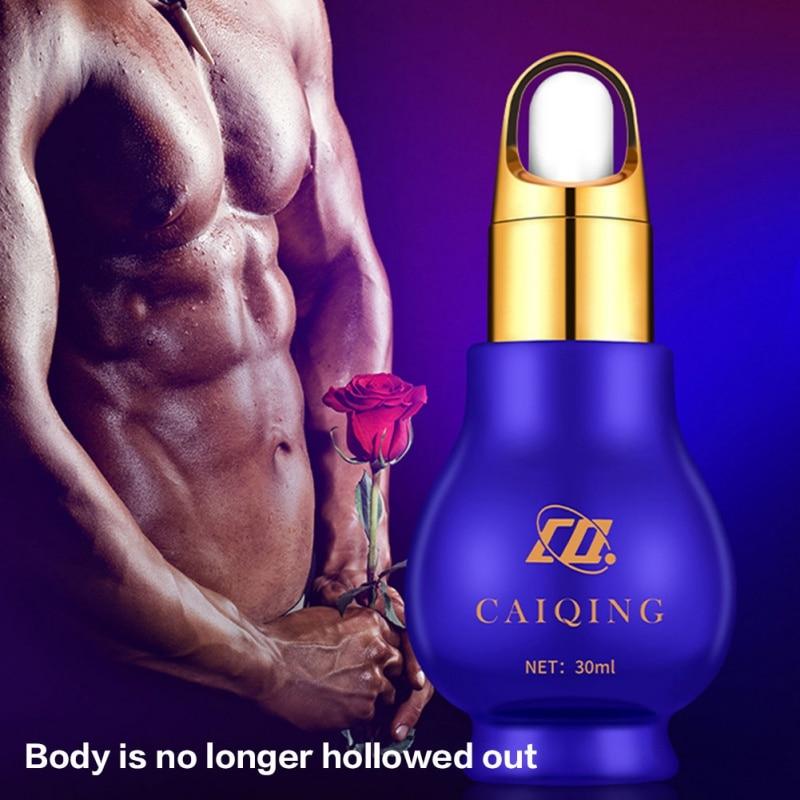 Male Enhancement Massage Nourishes Pure Natural Essential Oil For Peni