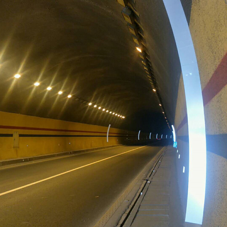 Tunnel Ring Tunnel Anti-Halo High-Speed Highway Tunnel Anti-Halo Diamond Grade Reflective Film Manufacturers Direct Selling