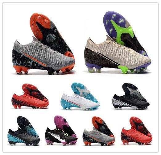 2020 Mens Vapors Xiii Elite Fg Football Boots Neymar Limited Blue