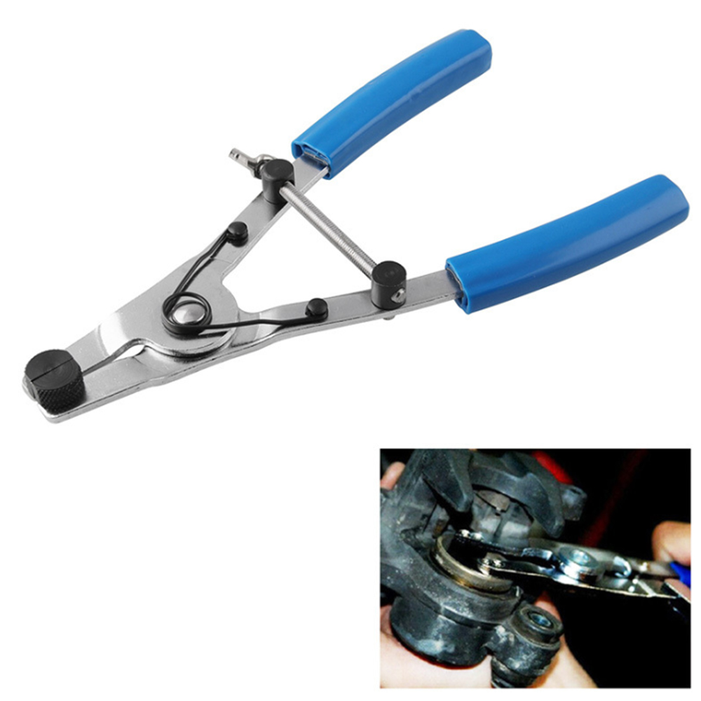 Universal Motorcycle Brake Piston Removal Pliers Motorbike Maintenance Tools