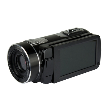 Portable Video Camera Handheld Camera HD 1080P SLR Camera (EU PLUG)