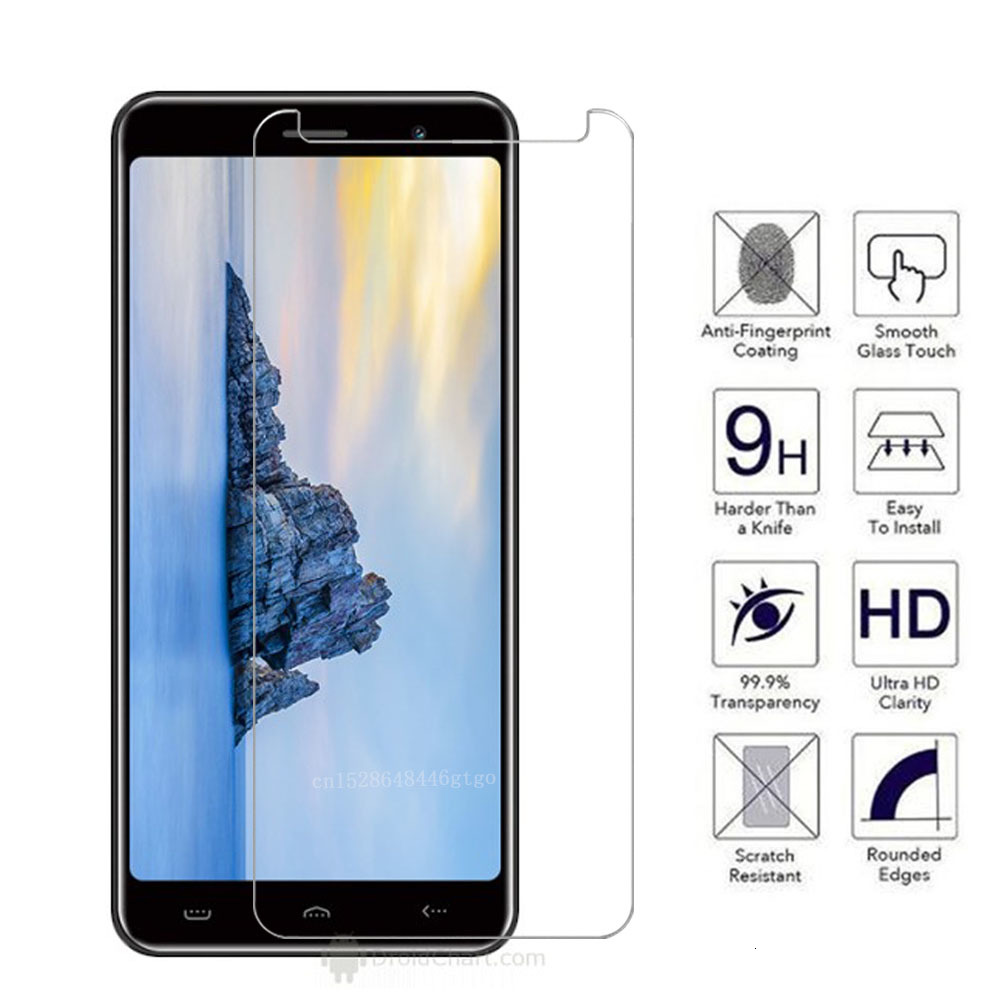 2.5D Tempered Glass for <font><b>Homtom</b></font> <font><b>S17</b></font> S99i Tempered Glass for <font><b>Homtom</b></font> C13 HT 16S Clear Glass Hot Case Protector Film image