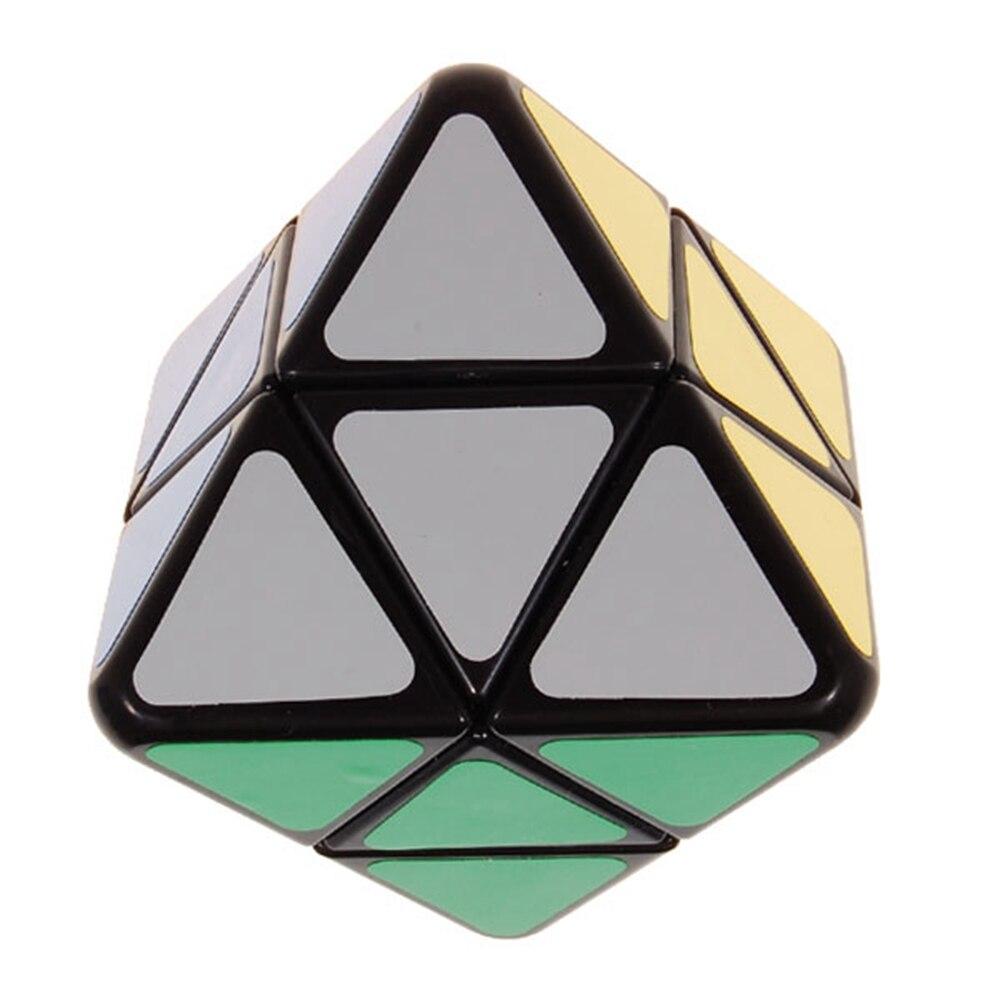 Nuevo cubo mágico negro para niños juguete 2019