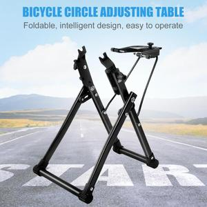 Image 3 - Bike Wheel Truing Stand Home Mechanic Truing Stand Maintenance Repair Tool for 24/26/28inch Bicycle