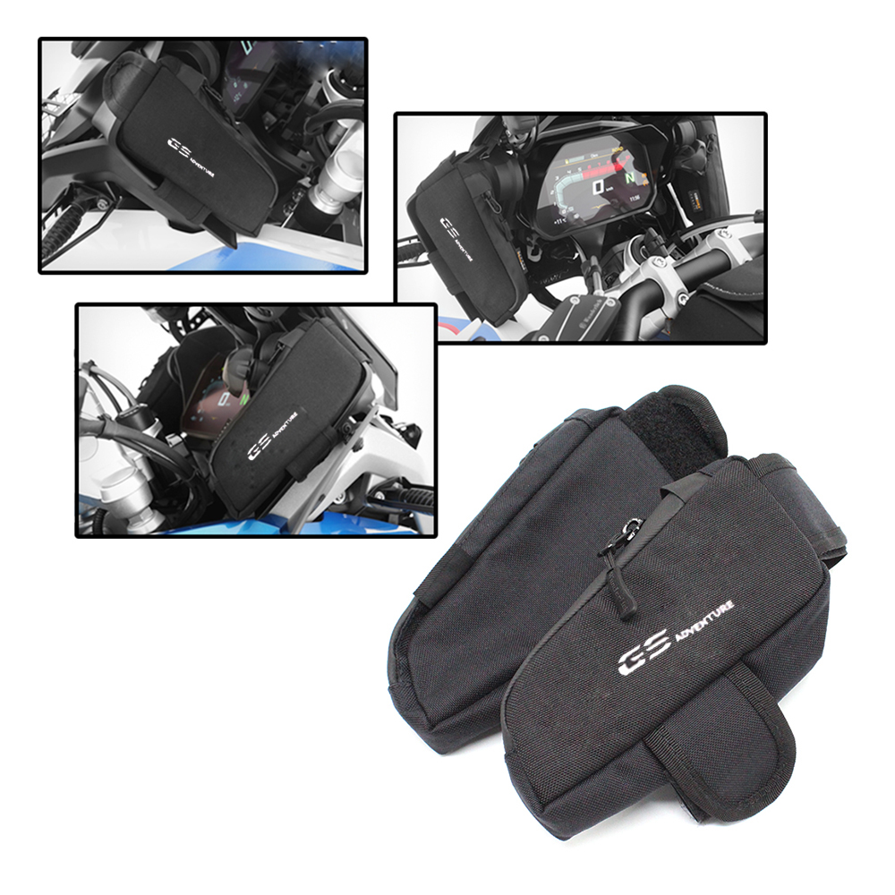For BMW R1200GS ADV R1250GS Waterproof Repair Tool Placement Bag Frame Triangle Packaging Tool Box