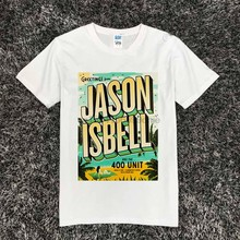 Salutations jason isbell t-shirt et l'unité 400 2018 floride(China)