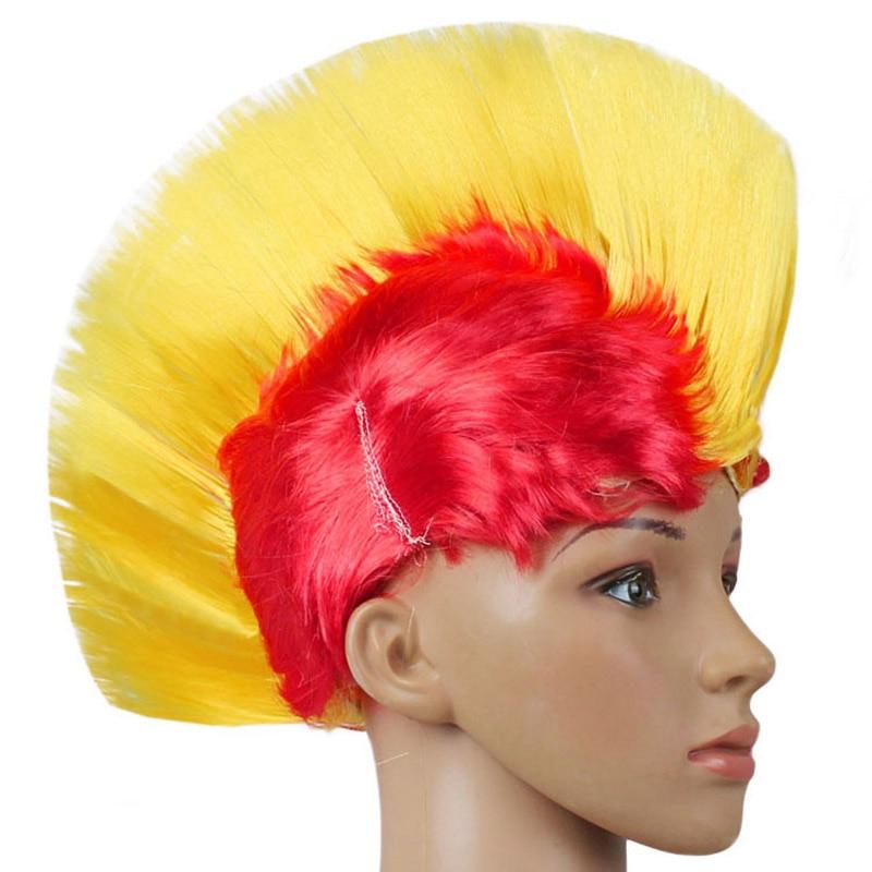 Mohawk Wig 6