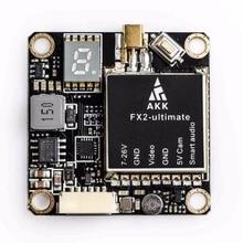 AKK FX2 ultimate 5.8GHz VTX دعم OSD تكوين نسخة مطورة طويلة المدى