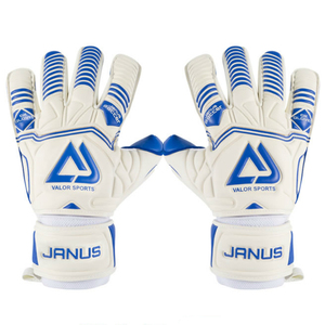 Image 5 - Men Goalkeeper Gloves Finger & Wrist Protection Double Sided Thickened 4mm Latex Soccer Goalie Gloves Football Goalkeeper Gloves