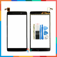 "Hohe Qualität 4,7 ""Für Alcatel One Touch Idol 3 OT6039 6039 6039Y Touchscreen Digitizer Front Glas Objektiv Sensor panel(China)"
