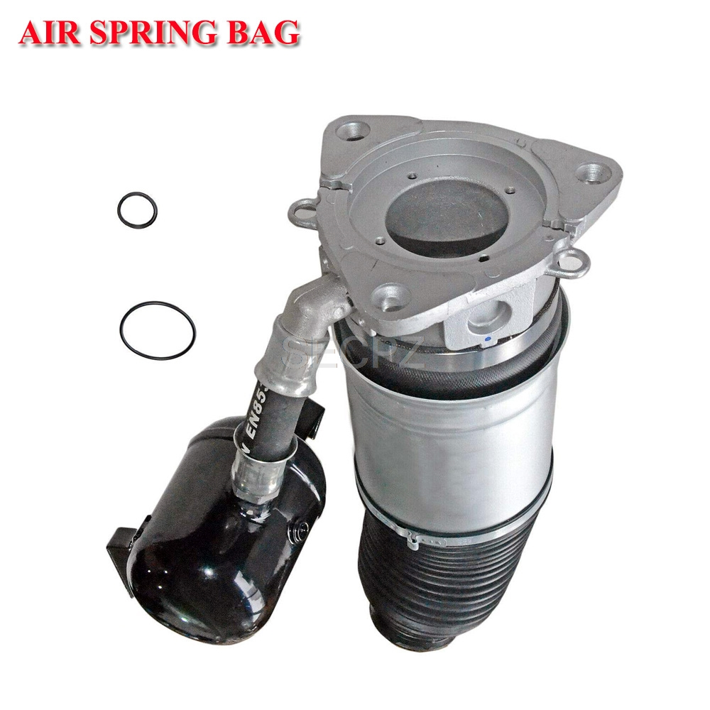 Rear Left Right Air Suspension Bag Air Spring Fit For <font><b>Audi</b></font> <font><b>A8</b></font> <font><b>D3</b></font> <font><b>4E</b></font> 2002-2010 Shock Strut OEM 4E0616001E,4E0616001N,4E0616001 image