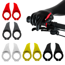 Bicycle Anti-Skid Handlebar End Grips Bike Handle Bar Ends Fit for Road Bike Mountain Bicycle Parts Cycling Grips universal motorcycle handlebar grips ends 7 8 22mm hand bar end for kawasaki z900 z650 z300