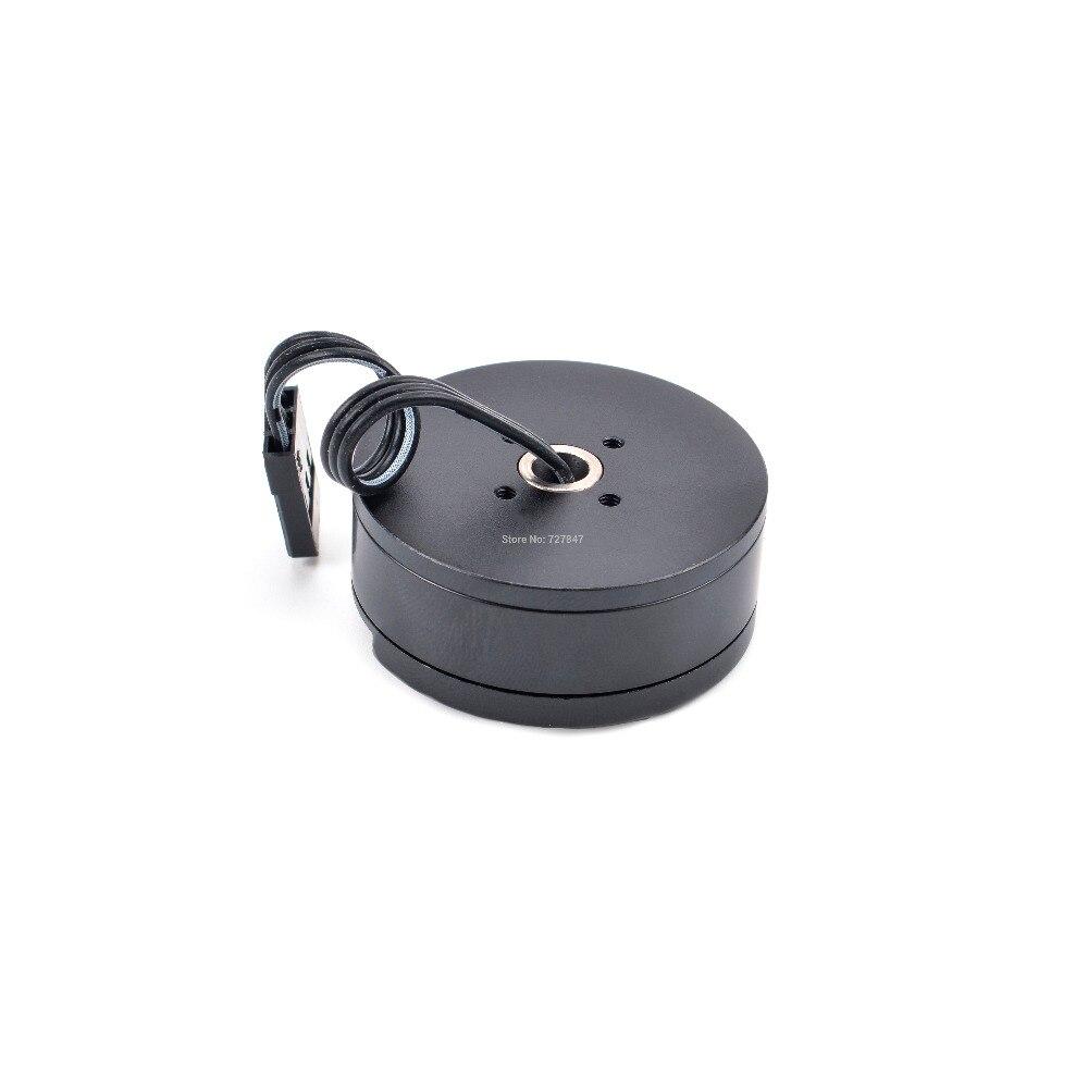 Бесщеточный карданный двигатель 2208 80KV/2204 260KV/2804 140KV/2805 140KV для Gopro CNC цифровая камера крепление FPV - Цвет: Black2804 140KV1pcs