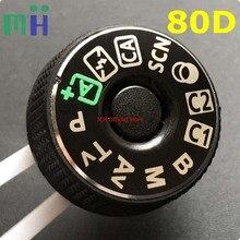 Для Canon 80D режим верхней крышки Кнопка набора номера лист крышка камеры Ремонт запасная часть блок