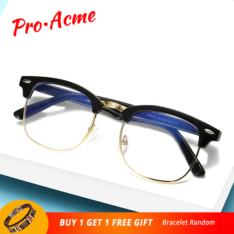 Pro Acme Anti Blue Light Glasses Women /Computer Glasses For Men /Blue Light Blocking Glasses / Bluelight Glasses PC1299