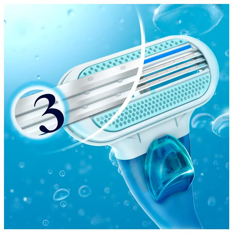 Hot! 4pcs/lot Beauty Shaving Razor Blade For Women High Quality Safety Female Sharpener Razor Hair Removal For Venuse