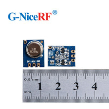 10 יח\חבילה STX882 433 MHz/315 MHz ASK אלחוטי RF משדר מודול