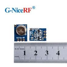 10 adet/grup STX882 433 MHz/315 MHz ASK kablosuz RF verici modülü