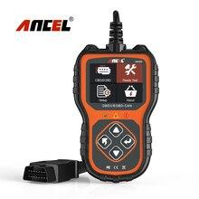 Ancel as200 obd2 scanner de dados ao vivo obd 2 leitor de código multi idioma scanner de carro para diagnóstico de carro de verificação de motor