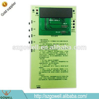 LCD Touch Screen Digitizer Tester with Green parts For iPhone 4 4s 5 5S 5C
